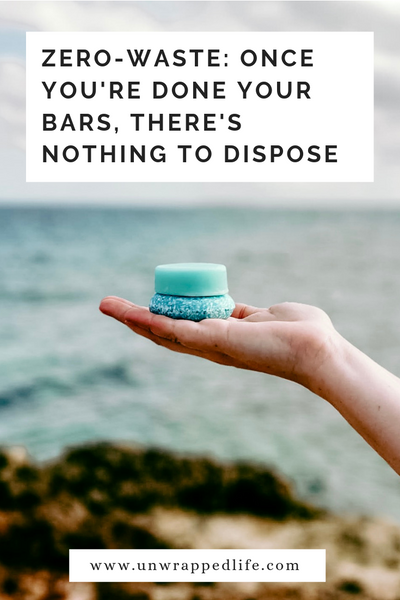 Zero-waste hair care from Unwrapped Life. Read our blog to learn why you should make the switch to plastic-free shampoo bars and conditioner bars this Plastic-Free July.