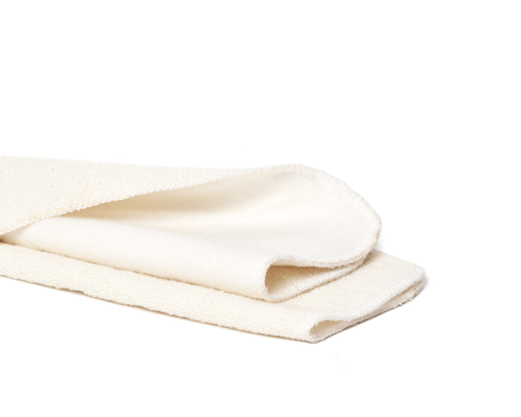 caress | organic bamboo cloths (2 pack)