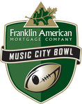 Franklin American Mortgage Music City Bowl Board of Directors Gift Suite Storefront