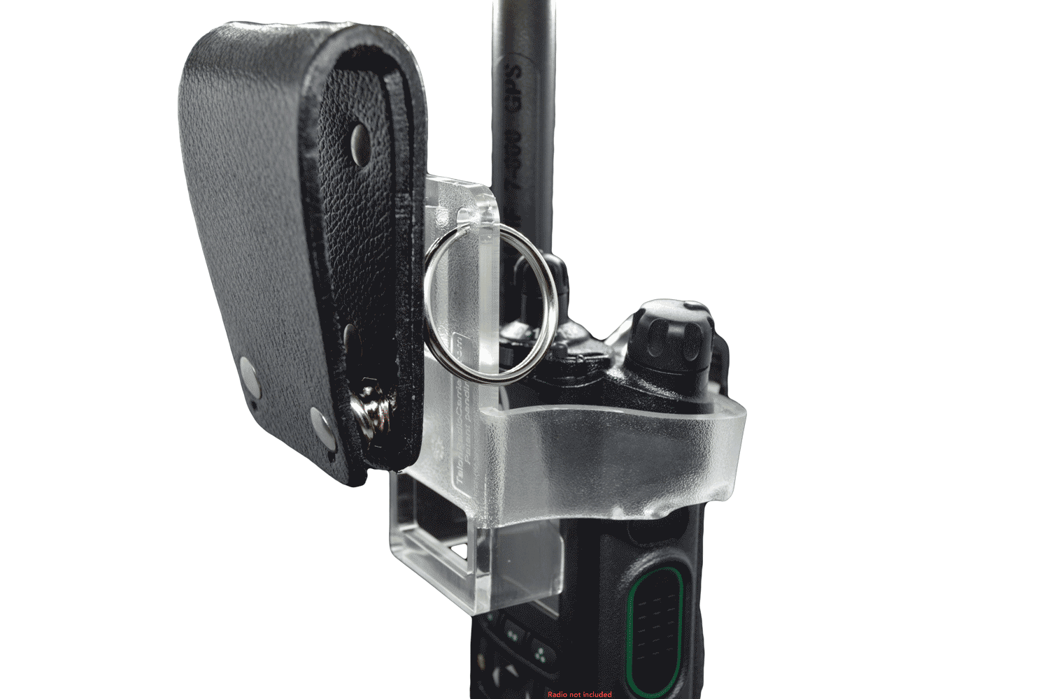 Talon Radio Standard APX D-Ring Carrier!