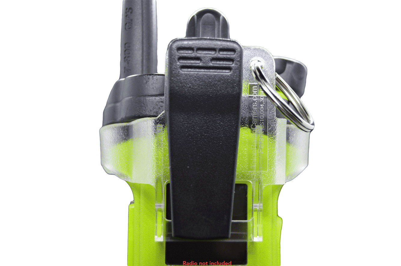 Talon Radio Belt Clip Carrier for APX XE Radios!