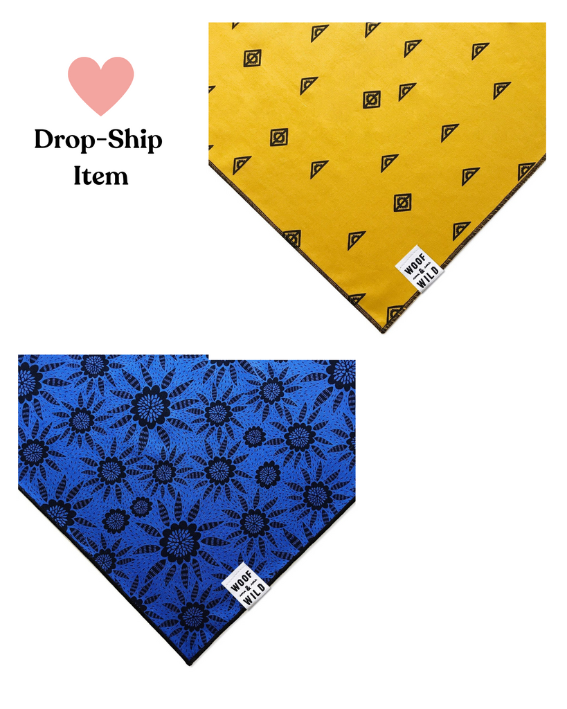 Spring Bandana 2-Pack (Drop-Ship)