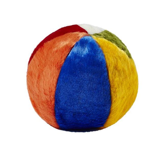 FLUFF & TUFF | Beach Ball Toy