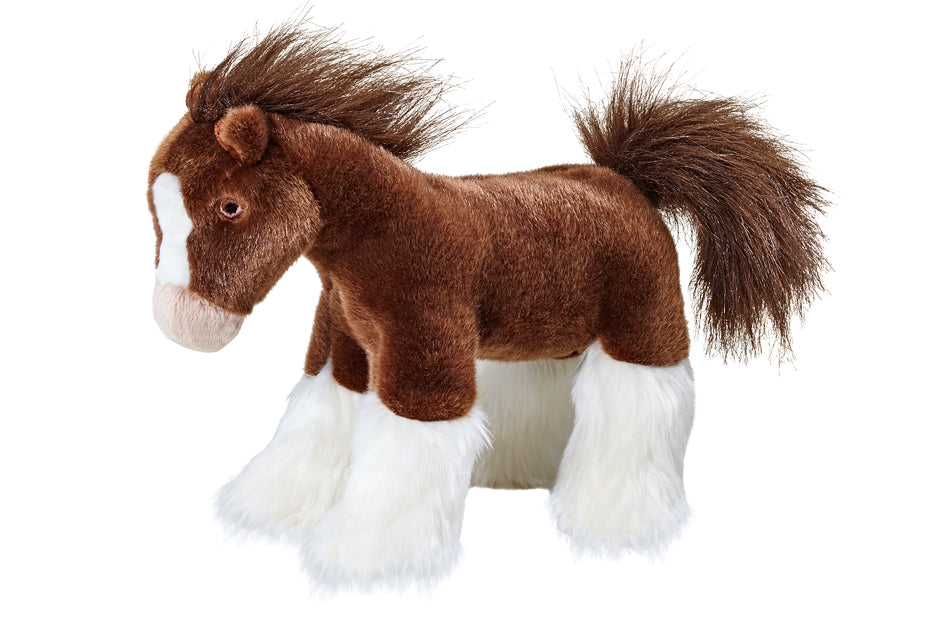FLUFF & TUFF | Clyde The Horse Dog Toy