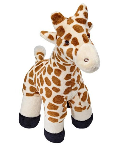 Nelly Giraffe Plush Dog Toy