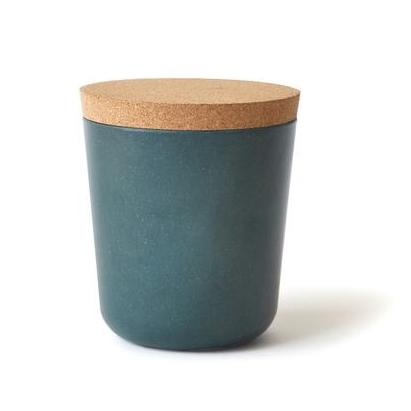 BIOBU | Storage Jar in Blue