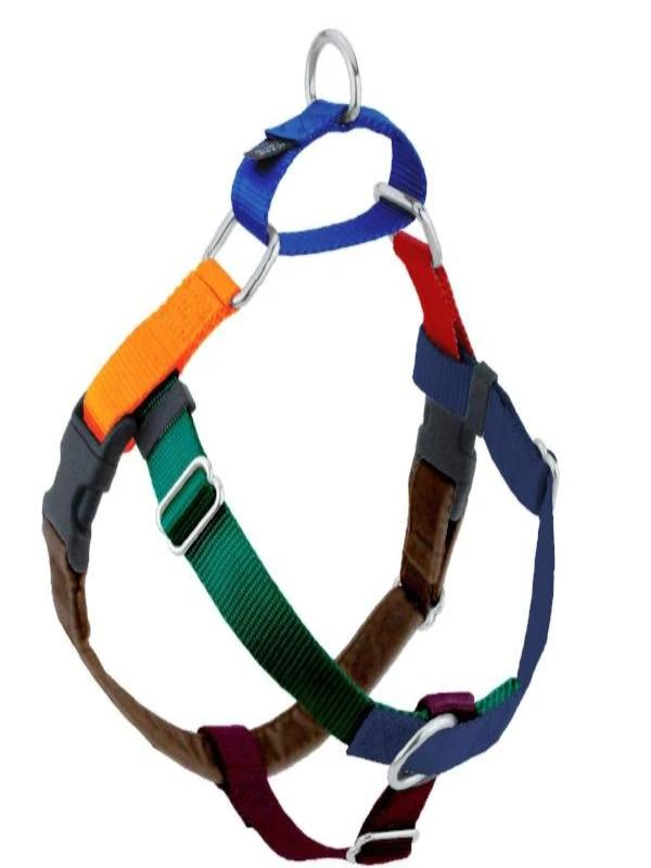Jelly Bean No-Pull Harness in Spice