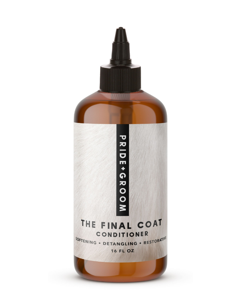 The Final Coat Dog Conditioner
