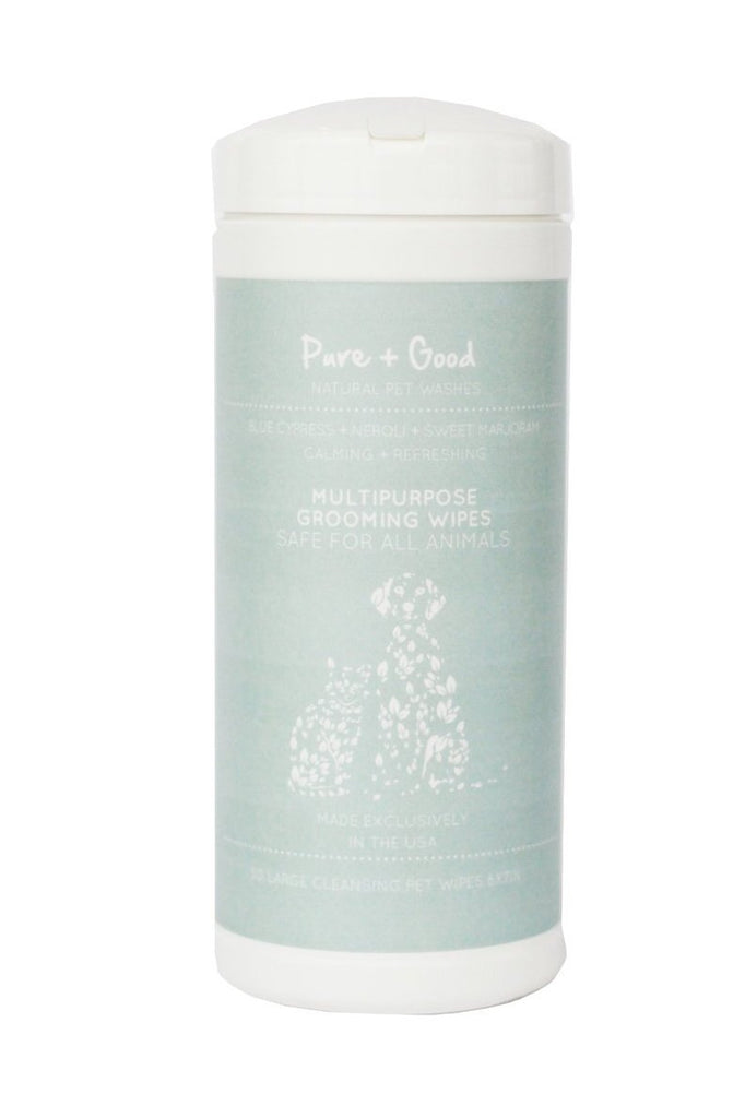 PURE + GOOD | Calming Grooming Wipes