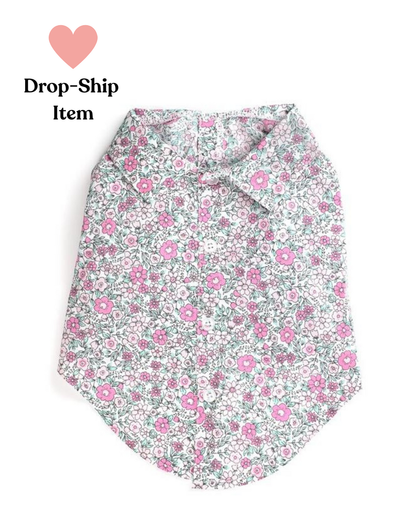 Floral Shirt (Drop-Ship)