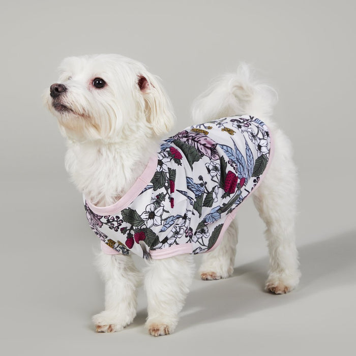 BEDHEAD | Lounge Dog T in Strawberry Garden