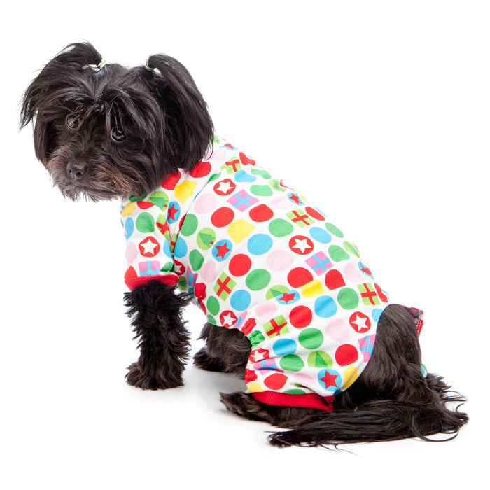 BEST FURRY FRIENDS | Holiday Dot PJs