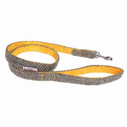 BLOSSOM CO. | Eriskay Harris Tweed Dog Lead