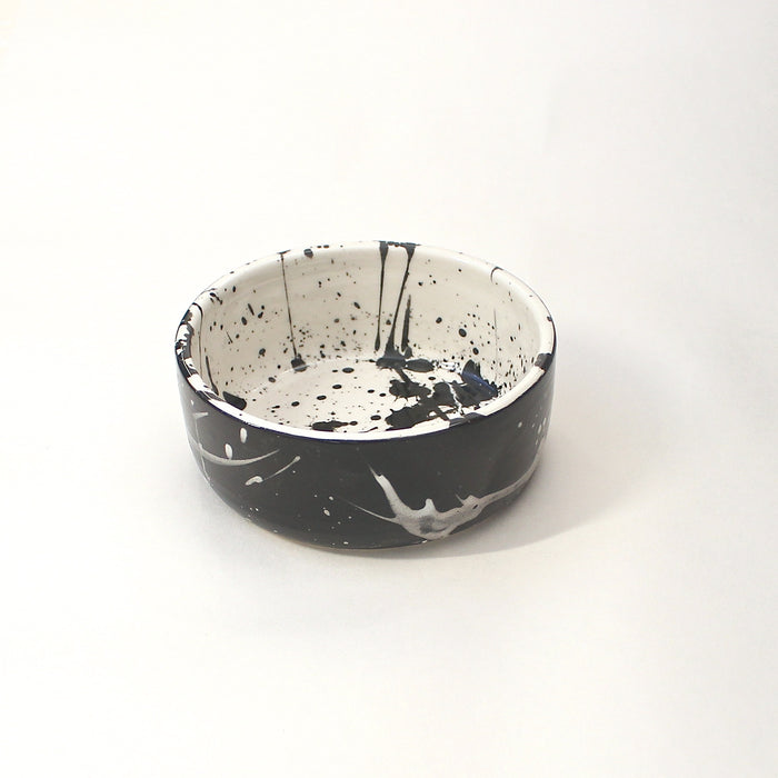 BTW CERAMICS | Small Torrent Dog Bowl