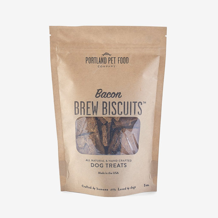 PORTLAND PET FOOD COMPANY | Bacon Brew Biscuits