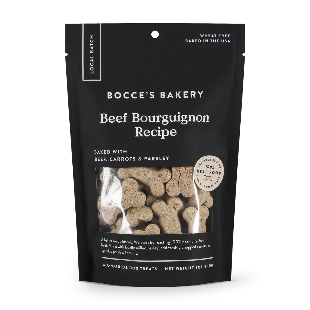 Beef Bourguignon Biscuits