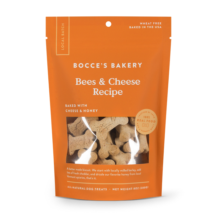 BOCCE'S BAKERY | Bees & Cheese Biscuits