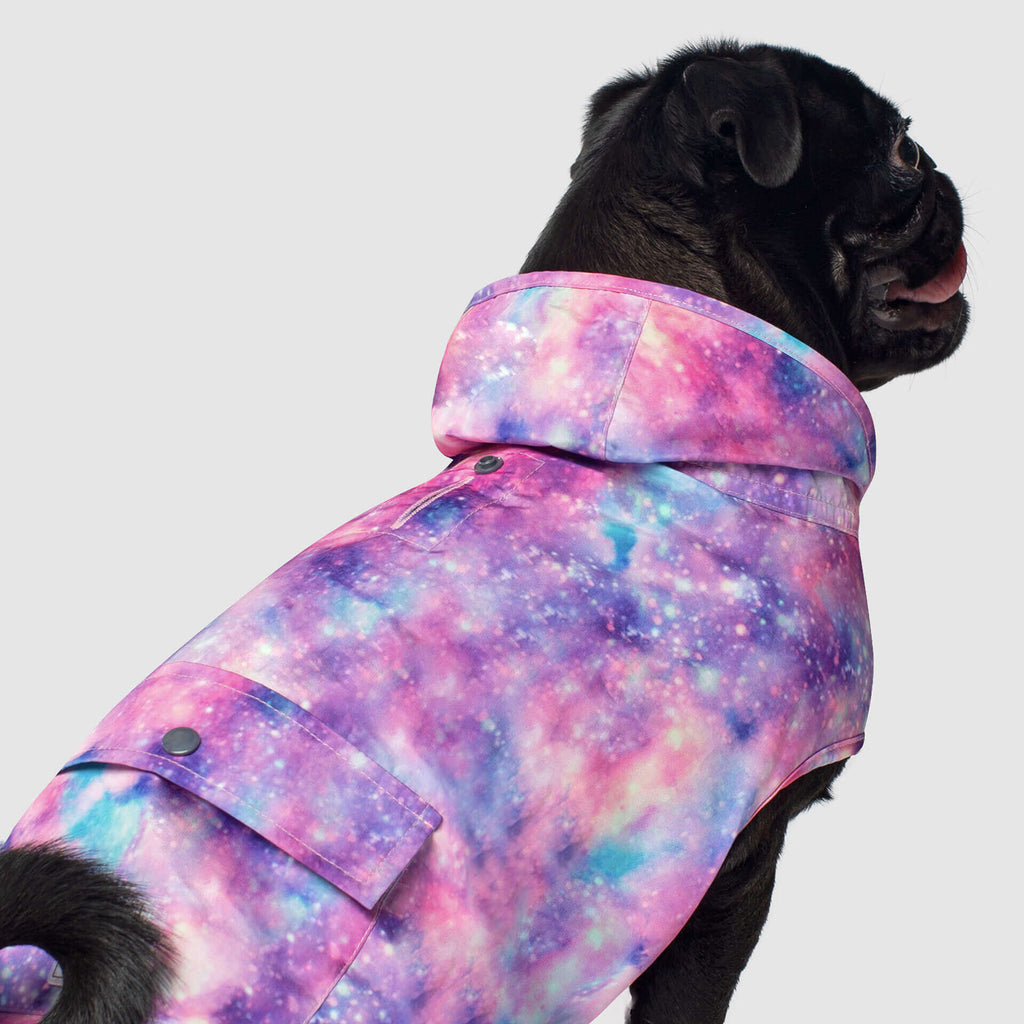 Pick Me Poncho in Galaxy
