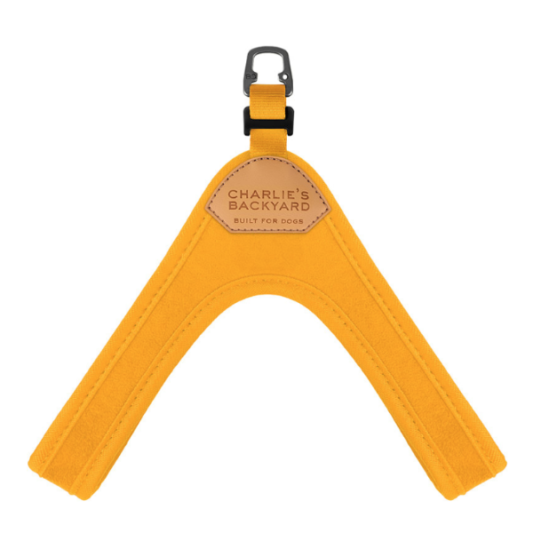 Buckle Up Easy Harness in Yellow (Immediate Ship)