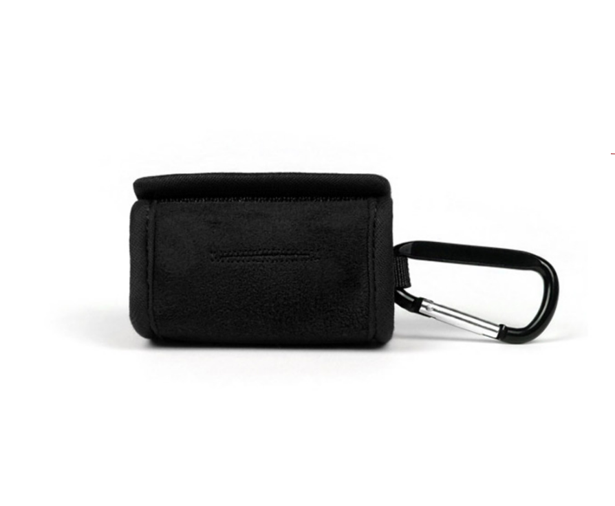 Easy Poo Bag Pouch in Black