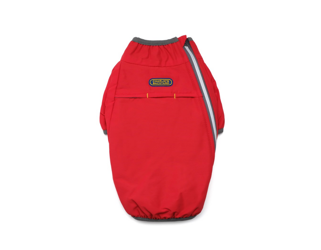 Summit Jacket in Red (FINAL SALE)