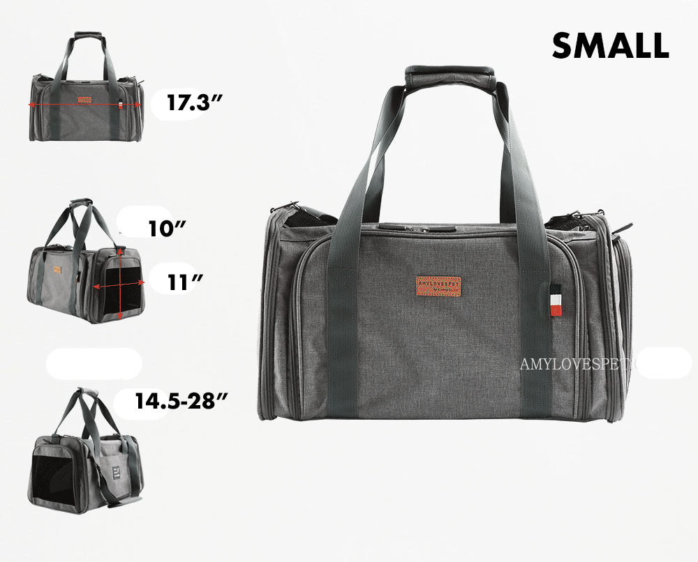 ALP | Expandable Travel Carrier in Grey