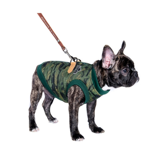 CHARLIE'S BACKYARD | Harness Jacket in Green