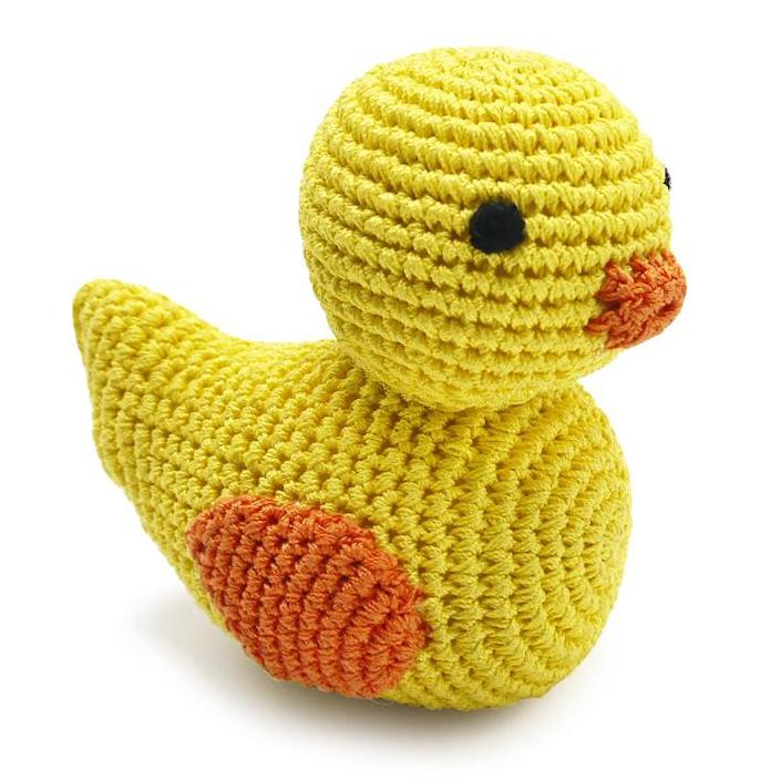 Duck Squeaky Toy (Immediate Ship)
