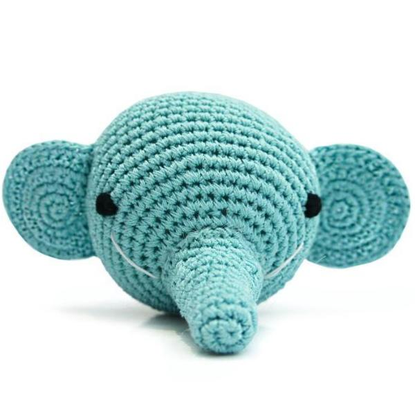 DOGO | Elephant Squeaky Toy