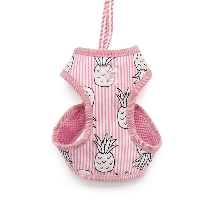 DOGO | Pineapple Harness in Pink