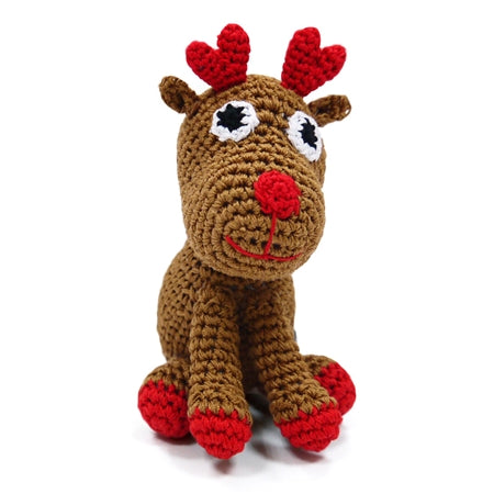 DOGO | Reindeer Squeaky Toy
