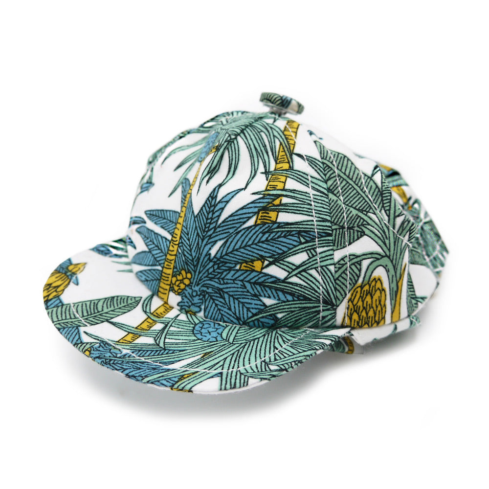 Tropical Leaf Hat (FINAL SALE)