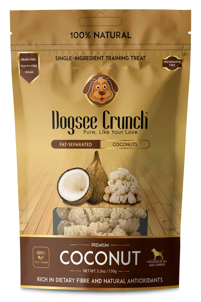 DOGSEE CRUNCH | Coconut Crunch