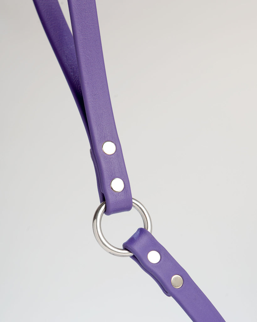 City Leash in Royal Purple (FINAL SALE)