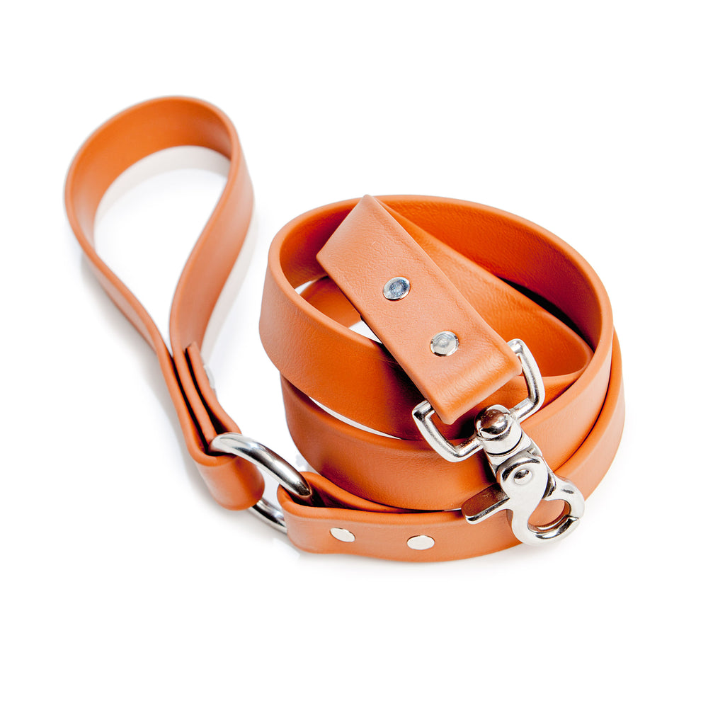 City Leash in Classic Tan