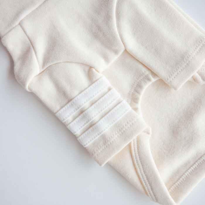 DENTISTS APPOINTMENT | Striped Point Turtleneck in Cream