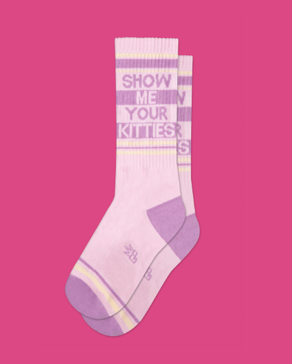 Kitties Socks (FINAL SALE)