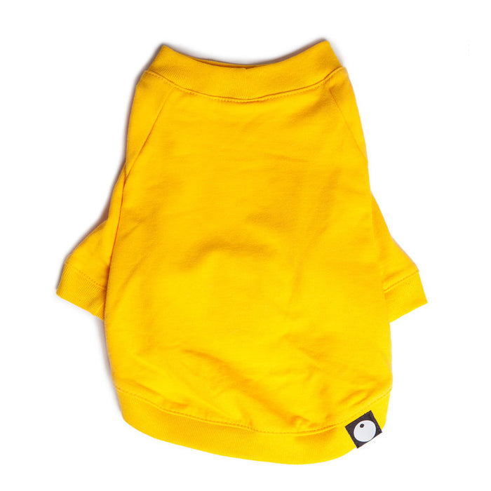 DOG & CO. | Essential Pullover in Golden Yellow
