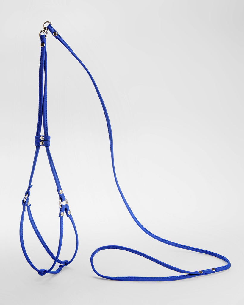 Step-In Harness in Cobalt Blue