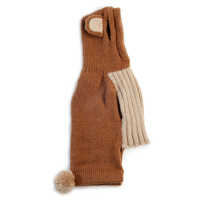 PERUVIAN KNITS | Teddy Bear Sweater