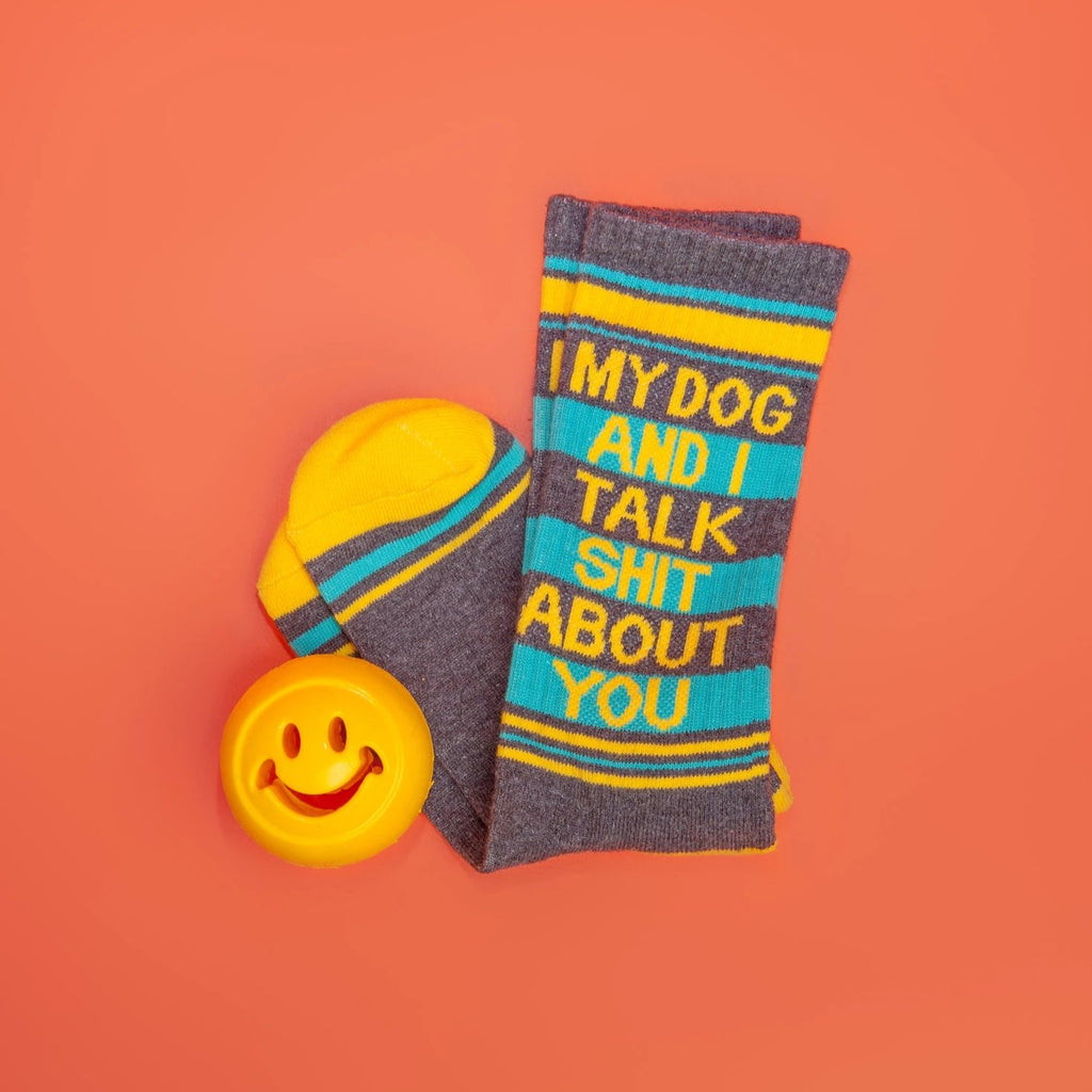 Talk Shit Socks (FINAL SALE)