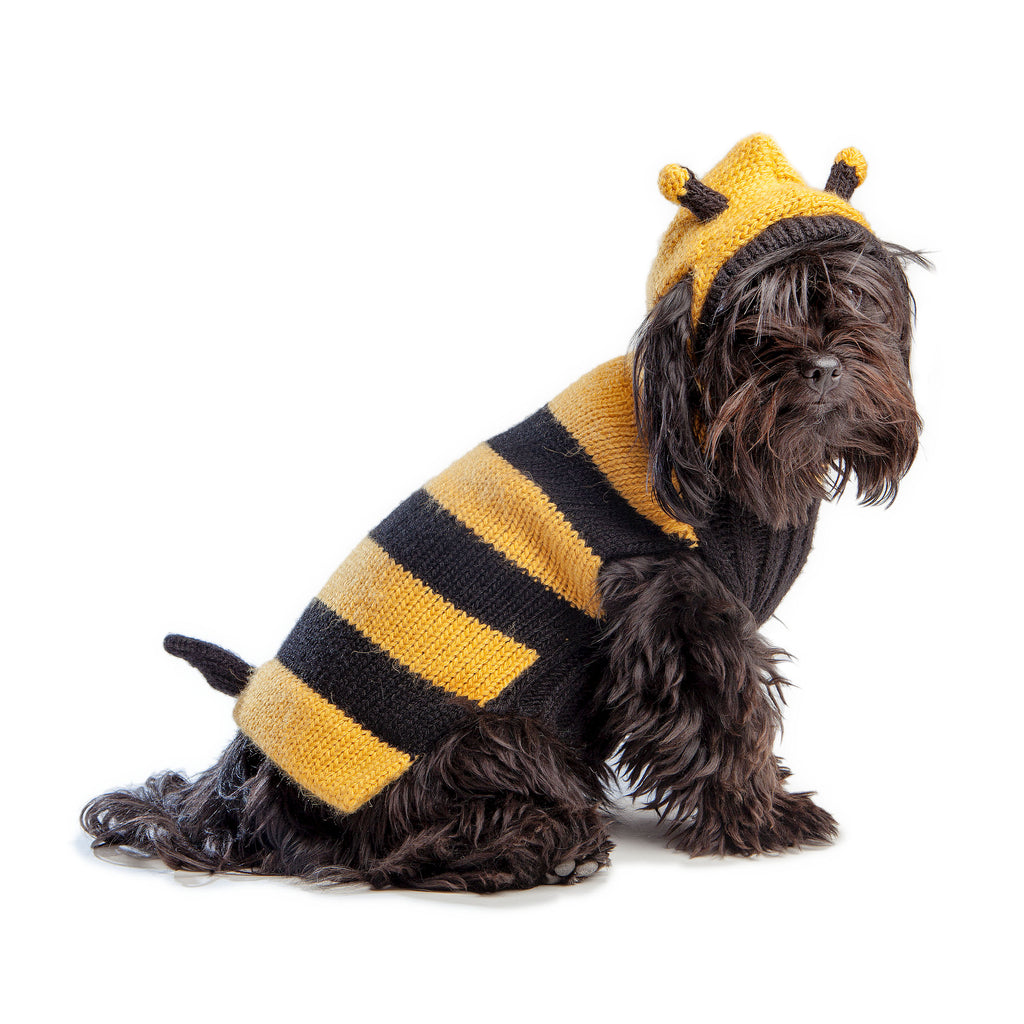 PERUVIAN KNITS | Bumble Bee Sweater