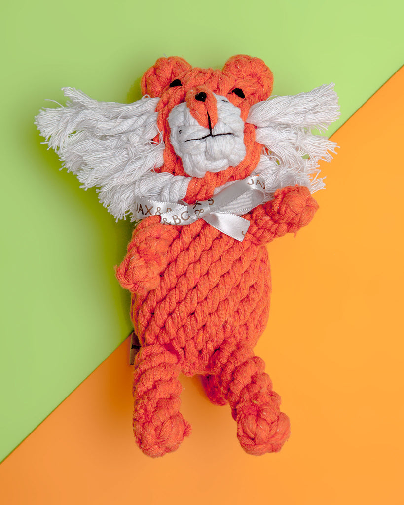 Timmi the Tiger Rope Toy