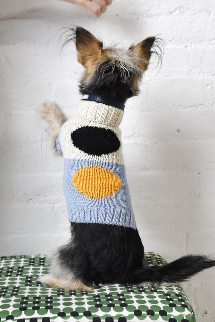 DUSEN DUSEN | Dot Dog Sweater