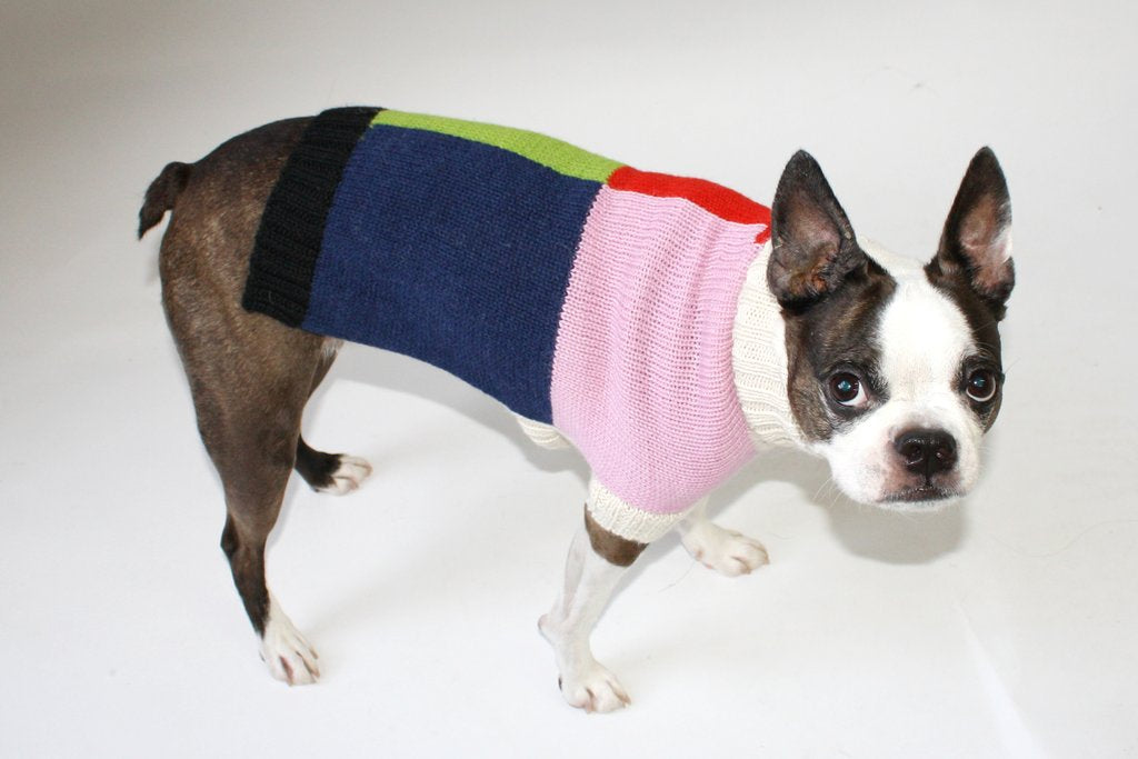 DUSEN DUSEN | Grid Dog Sweater