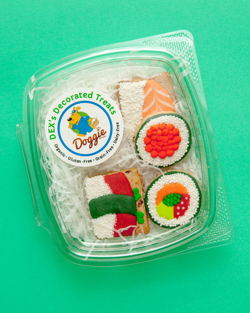 Sushi Cookie Gift Pack (Immediate Ship)