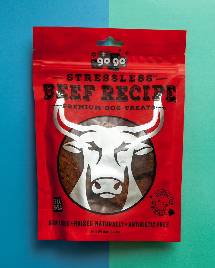 Stressless Beef Dog Treats