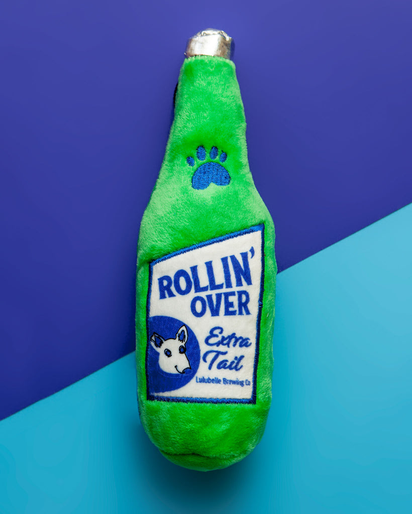 Rollin Over Brew Power Plush Toy