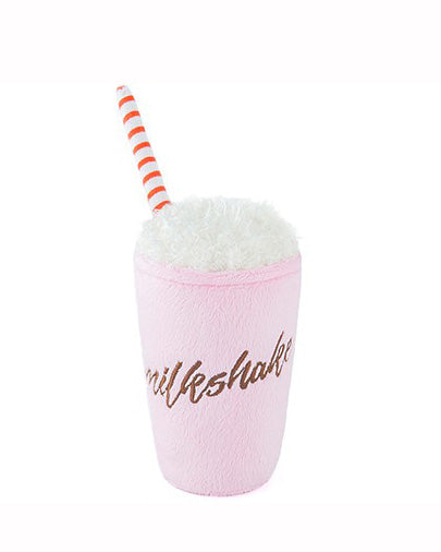 Mini Milkshake Plush Toy (Immediate Ship)