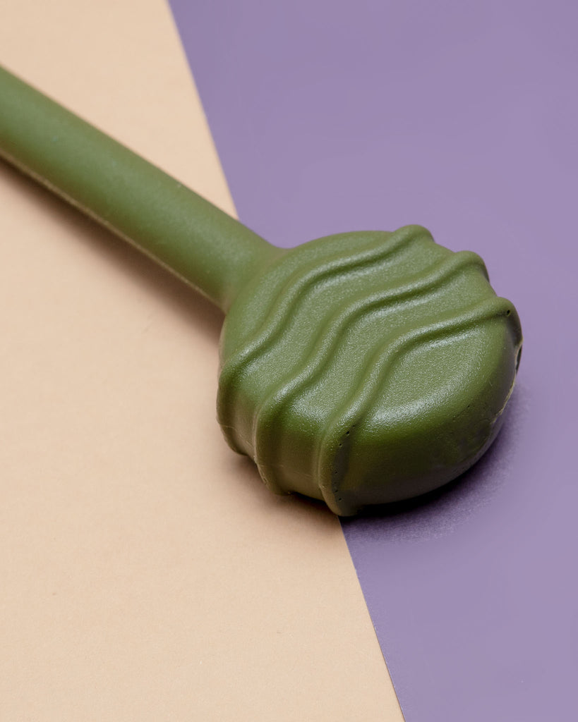 The Perfect Tug Toy in Olive Green (Made in the USA)